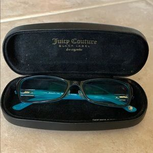 Juicy couture bifocal glasses